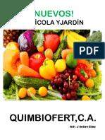Catalogo Quimbiofert