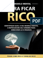 E-book - O Modelo Mental Para Ficar Rico