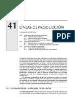 Líneas de Producción