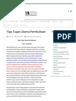 Tiga Tugas Utama Pembukaan _ Dunia Catur Kita.pdf