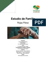 Estudio de Familia Andacollo - Sebastián Morales