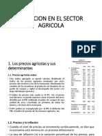 Diapositivas Inflacion en El Sector Agricola