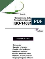 Conocimiento Iso 14031