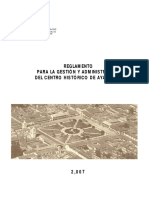 Reglamento Centro Historico[1]