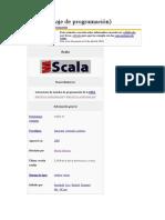 Scala (lenguaje de programación)