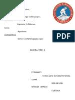 LABORATORIO 1 algoritmos.docx