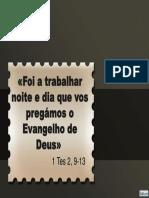 1 Tes 2, 9-13