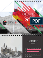 Calendar i o Mexicanos en Alemania 2018