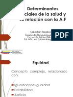 Determinantes Sociales de La Salud y a.F(2)