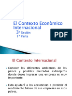 3.- El Contexto Int´l  copia.ppt 1a Parte Modificado