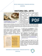 1. La Historia Del Arte