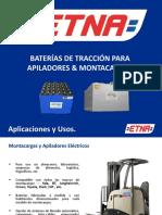Baterias Industriales Etna
