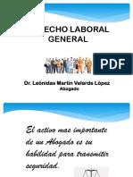 LABORAL GENERAL - NUEVO 2019.pptx