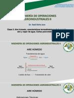 Clase 3ra Sem - Psicrometría.pdf