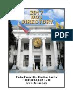 DOJ Directory