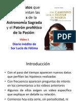 Diario Inédito de Sor Lucía de Fátima