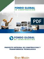 Fondo Global de Construcción - Venezuela