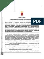 Resolución + anexos Admitidos definitiva  Filosofia C.I 181373 3-6-19