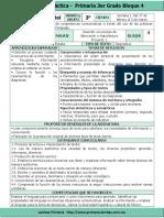 CZ-Plan 3er Grado - Bloque 4 Espanol (2016-2017)