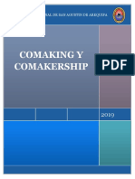 Comaking y Comakership