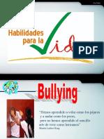 Diapositivas de Habilidades-bullyng