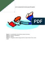 Actividades de comprensión lectora para 6to grado.docx
