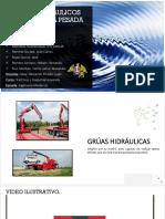 Sistemas Hidráulicos en Maquinaria Pesada