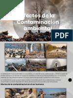 Contaminacion Ambiental Obra 1