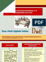 DIAPOSITIVA-Proyecto Educativo Regional