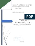 Estequiometría básica