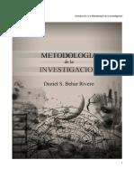 6.- Libro metodologia investigacion Behair PDF.pdf