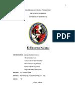 Grupo 9. Resumen Del Libro-Introduccion a La Ingenieria Ambiental