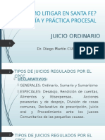CURSO JURIS - JUICIO ORDINARIO - DIEGO CULASSO.OCT 2019.ppt