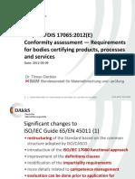 Final ISO IEC FDIS 17065 2012 E Conformity Ass