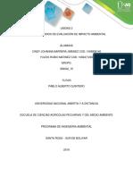 Fase 2 - Estudios de Evaluación de Impacto Ambiental