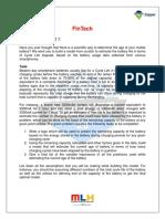 HackCBS 2.0 Problem Statements