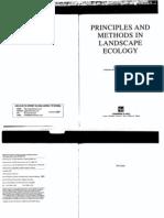 Farina - Landscape Ecology