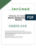 Manual Omni 610