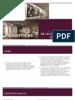 Logistica en Las Exposiciones Ver 2