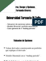 Opciones, Derivas y Futuros- Alvarez