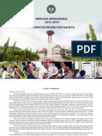 Rencana Operasional (Renop) UNY 2015-2019 (Januari 2016)