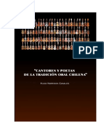 Poetas cantores chilenos