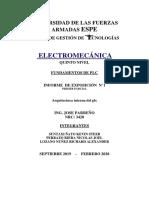 Arquitectura Interna Informe