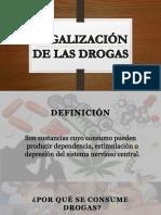 Debate Drogas