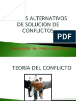 Teoria Del Conflicto