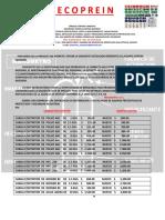 Lista de Precios de Extntores (1)