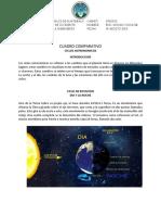 Ciclos Astronomicos  Ecologia