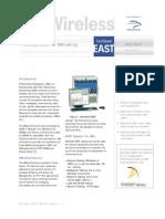 NetHawk EAST IMS Testing Data Sheet