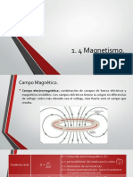 1.4 Magnetismo.