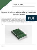 Nosotros sin México_naciones indígenas y autonomía